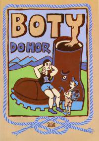Boty do hor